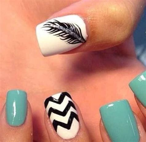 Feather Nail