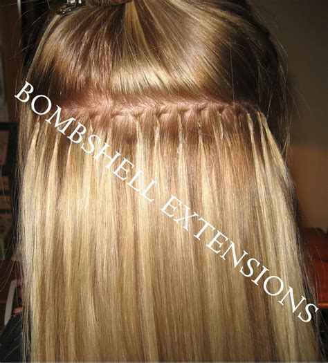 micro extensions micro link hair extension hairstyles