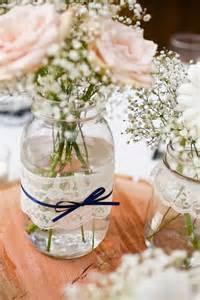 Chalkboard Vases 23 Stunning Rustic Wedding Centrepieces Weddingsonline