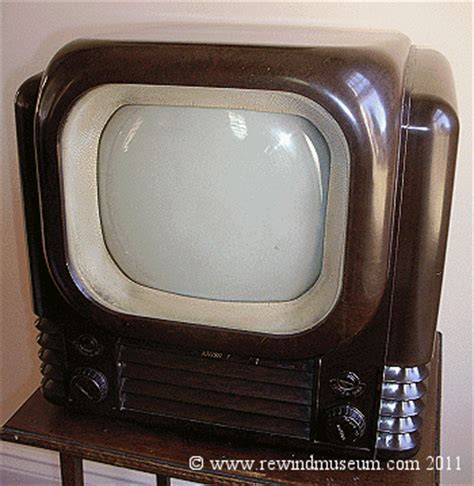 eurotic tv the good old days rewind museum vintage television museum the 1948 bush