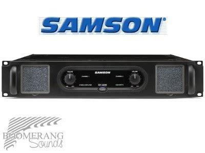 Samson Sx3200 Sx 3200 Sx 3200 Power Lifier Garansi Resmi samson sx3200 gt power lifiers gt s speakers backline gt shop gt boomerang sounds