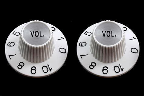 Volume Hat witch hat volume knobs allparts