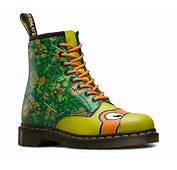 Dr Martens X TMNT  The Awesomer