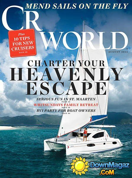 Kaos Fitness World Graphic 7 cruising world usa august 2015 187 pdf magazines
