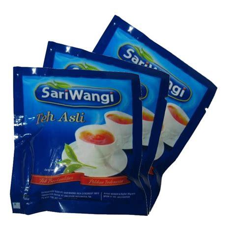 Sariwangi Teh Asli sariwangi teh celup asli 10 gram teh hitam black tea bags