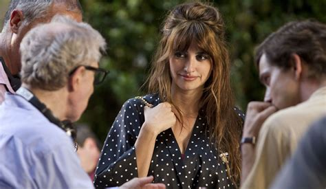 Penelope To In New Woody Allen by Penelope Filming Of Bop Decameron In Rome