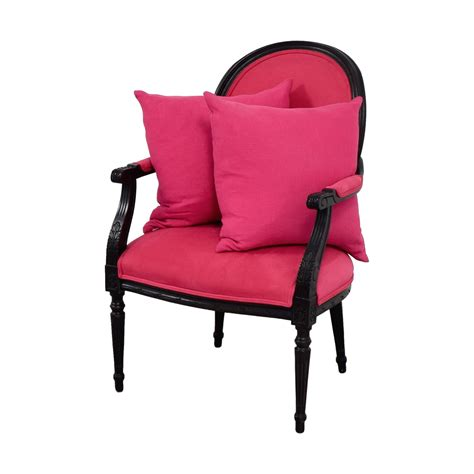 ethan allen black chairs 80 ethan allen ethan allen fuchsia upholstered