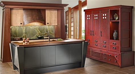Kitchen Pantry Cupboard Designs by Cherry Oak Cabinets For The Kitchen Ideas
