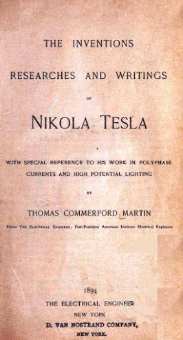 the inventions researches and writings of nikola tesla with special reference to his work in polyphase currents and high potential lighting classic reprint books 55 best images about nikola tesla on george