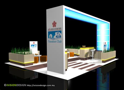 design booth for exhibition exhibition booth design swiss garden ivision design