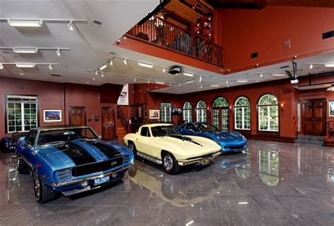 cool garages cool garage bachelor pad 2020 pinterest