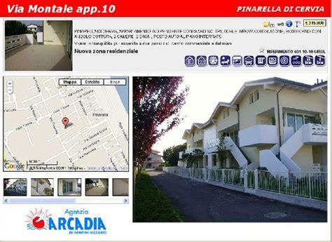 appartamenti estivi pinarella di cervia agenzia arcadia vetrina offerte agenzia arcadia