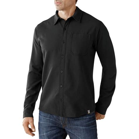 The Soft Solid Flanel Shirt smartwool akalii solid flannel shirt s up to 70