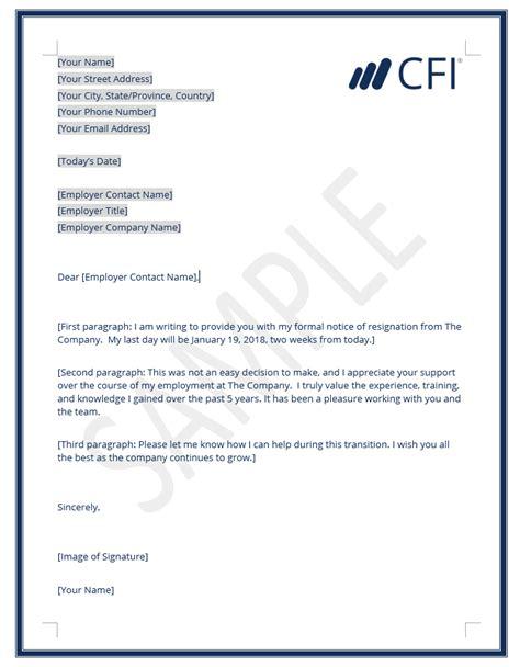 42 resignation letter template in doc free premium templates