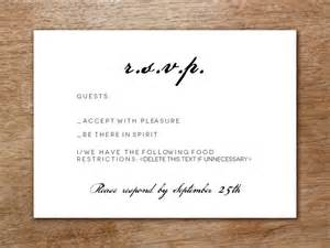 wedding rsvp template templates rsvp templates wedding rsvp template calligraphy