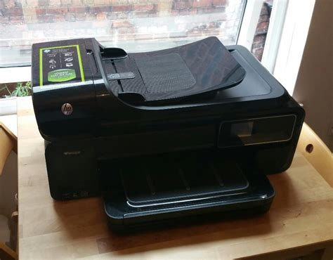 Printer Hp 7500a All In One hp officejet 7500a all in one printer wide format print fax scan copy web handsworth aston