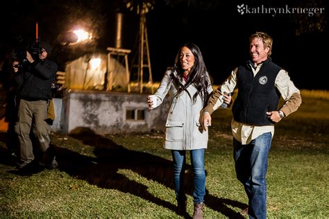 chip joanna gaines chip gaines is surprised by joanna gaines of hgtv s quot fixer