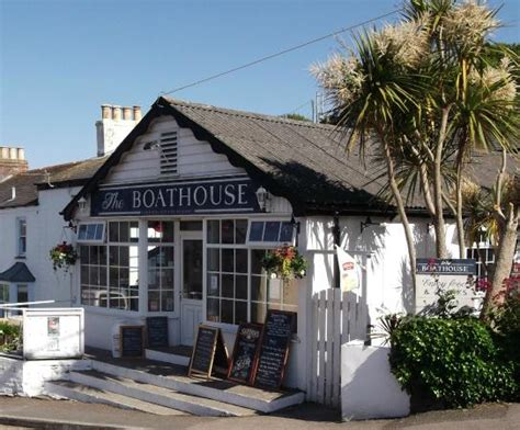 the boat house restaurant welcome to the boathouse restaurant picture of the boathouse restaurant portscatho