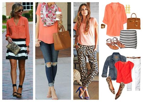 what color goes with coral the reason to add coral color to your wardrobe