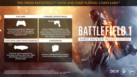 battlefield 1 unlike ps4 you will need xbox live gold to play the beta on xbox one vg247 battlefield 1 e3 update new gameplay trailer and more revealed daily
