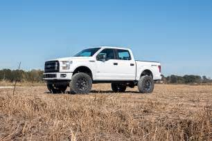 Ford F150 Lift Kit Rou 552 22 Country 15 16 Ford F 150 2wd 5in