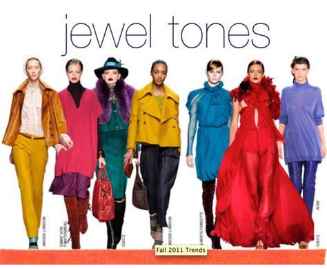 tone on tone jewel tones modshop style blog