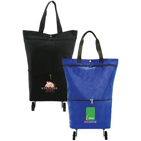 tote n roll wheeled bag promotional tote n roll wheeled
