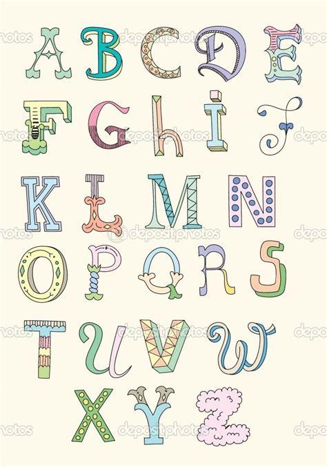 doodle alfabet best 25 doodle alphabet ideas on