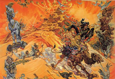 Guards Guards Discworld The City Collection your favourite josh kirby discworld cover the result the of discworld