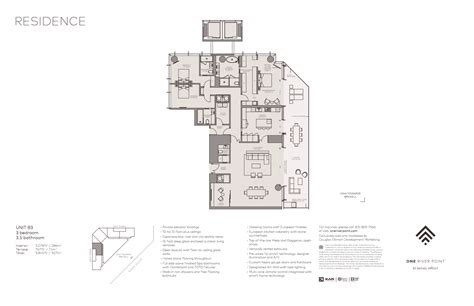 floor plans for river city river city at 51 trolley cres floor plans one river point condos for sale