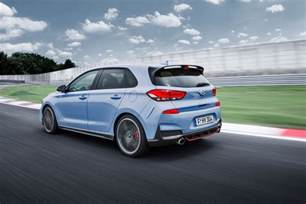 hyundai i30n revealed its true performance car