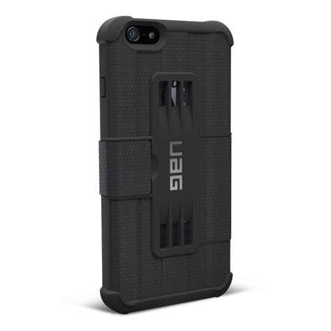 Armor Gear Uag Back Cover Casing Sarung Iphone 4 4s genuine uag rugged phone armor gear folio flip for iphone 6 plus ebay