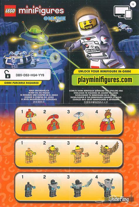 Lego Minifigure Seri 13 Complete Set Jual Lego Minifigures Series 15 Set Complete Seri