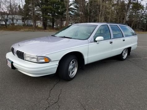 1994 chevrolet caprice classic cars for sale 1994 chevrolet caprice station wagon custom ss wagon low miles mint show car classic