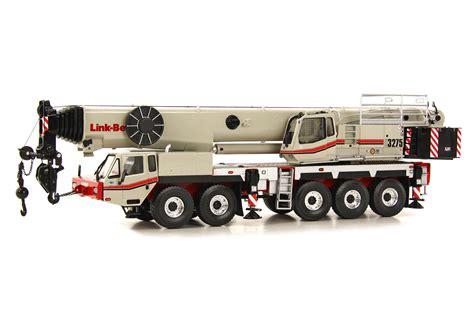 Diecast Truck Crane link belt atc3275 all terrain crane dhs diecast
