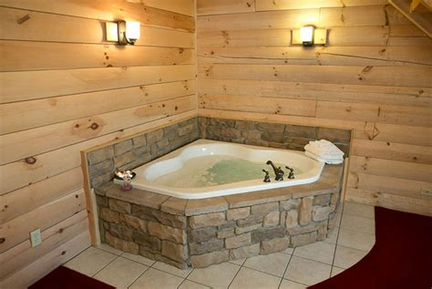 2 Person Log Cabin With Tub by Amish Country Vacation Beautiful Cabins By Downtown