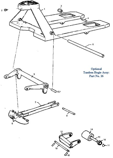 dayton pallet parts diagram dayton hoist diagram