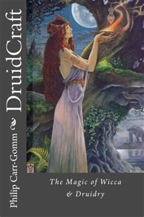 Wicca Thorsons Way Of druidcraft the magic of wicca and druidry philip carr gomm