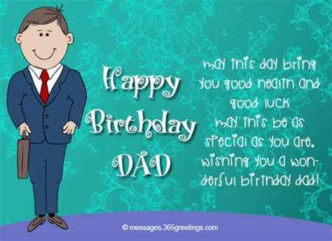 special fathers day messages special birthday wishes for happy birthday