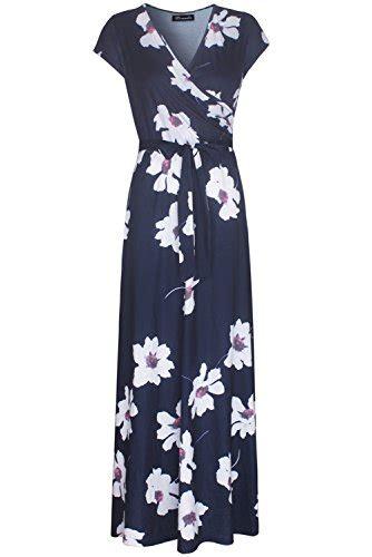 Dress Maxi Blouse Jersey Abu Motif Timbul kranda womens vintage floral print sleeve maxi