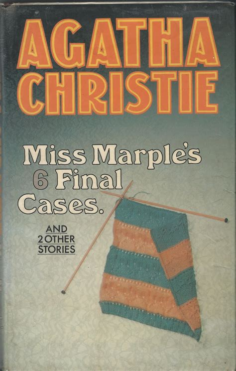 libro miss marples final cases miss marple s 6 final cases by agatha christie alastair savage