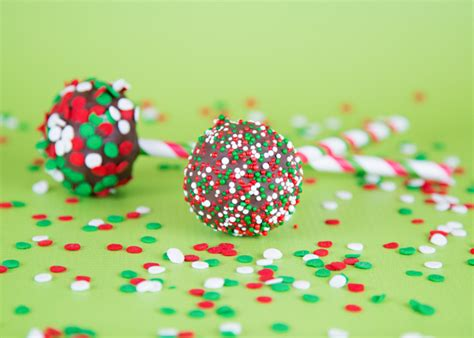 christmas cake pops joy in every season