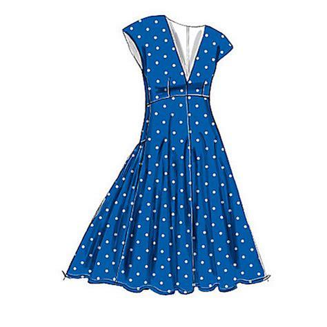 dress pattern john lewis buy vogue women s cap sleeve midi dress sewing pattern