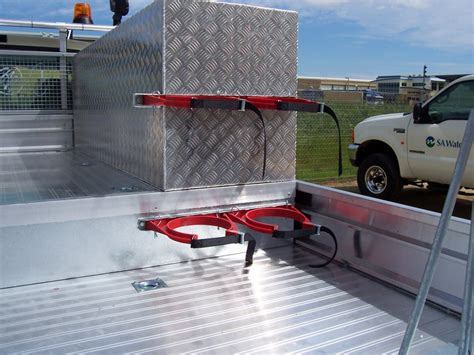 swing up door tool box rectangle tool boxes with swing out doors aluminium auto