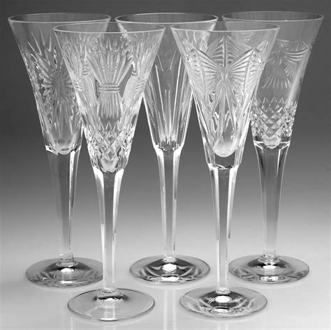 waterford barware waterford crystal history at replacements