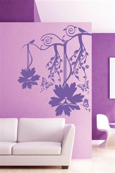 wall tat wall decals vines with birds walltat com