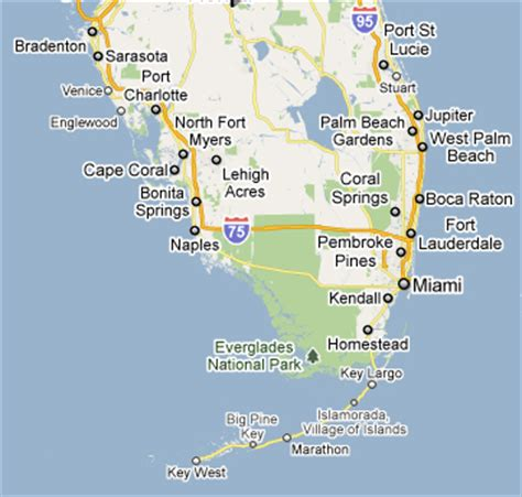 map of south west coast of florida local southwest florida diving scuba outfitters naples
