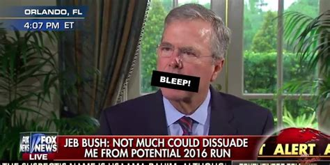 Kimmels Unnecessary Censorship by This Week In Unnecessary Censorship Has With Jeb
