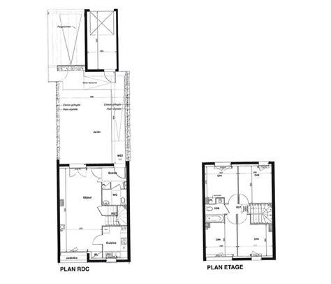 Programme Neuf Chanteloup En Brie 4767 by Maison N 176 M02 Les Cottages T5 De 86 60 M 178 224 Chanteloup En