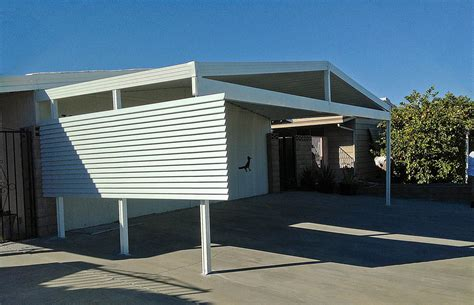Awning Post by Offset Posts Mobile Home Awning Using Bestofhouse Net